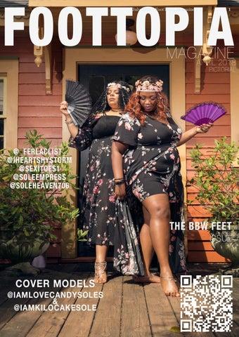 Bbw Feet April 2018 Issue