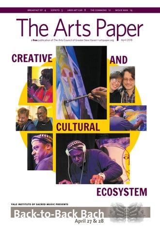 2becc67f8fd7 The Arts Paper | April 2018 by Arts Council - issuu