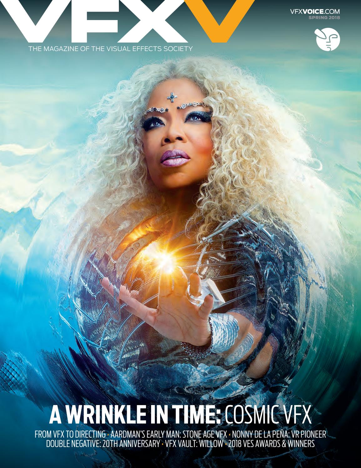 VFX Voice - Spring 2018 Issue by Visual Effects Society - issuu