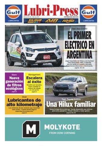 534576772 LUBRI-PRESS 252 - Abril 2018 by Autopress Ediciones - issuu