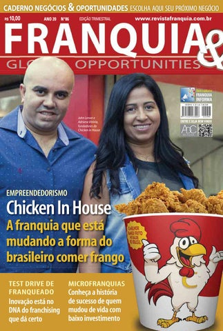 Revista Franquia - Ed. 86 by Revista Franquia   Global Opportunities ... 7c961a94b84
