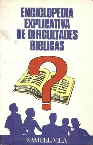50712140 samuel vila explicacion dificultades biblicas by ... efa9119cd83