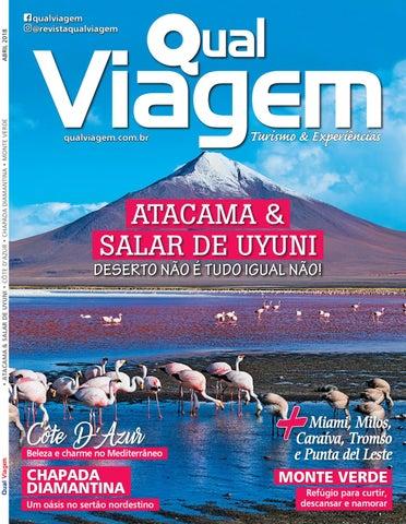 Revista Qual Viagem Edição 53 - Abril 2018 by Editora Qual - issuu f48a9f37787