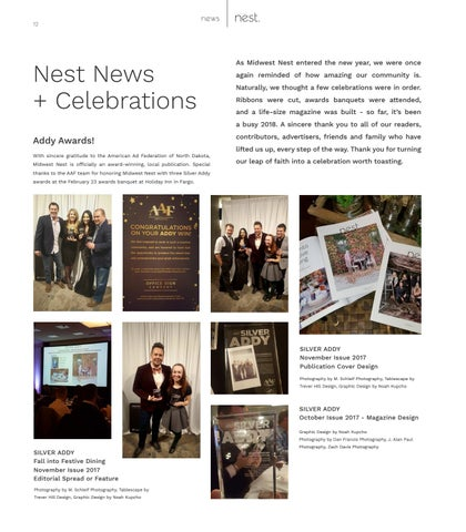 Page 12 of Nest News + Celebrations