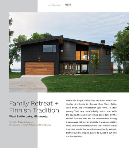 Page 22 of Family Retreat + Finnish Tradition