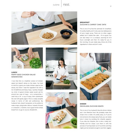 Page 31 of A Sweetly Simple Life: Three Square Meals with Shayla Knutson