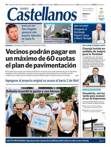24e6e49a73 Diario Castellanos 03 04 by Diario Castellanos - issuu