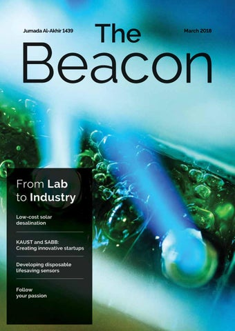 60ee0f8f2 2018 March Beacon by KAUST - issuu