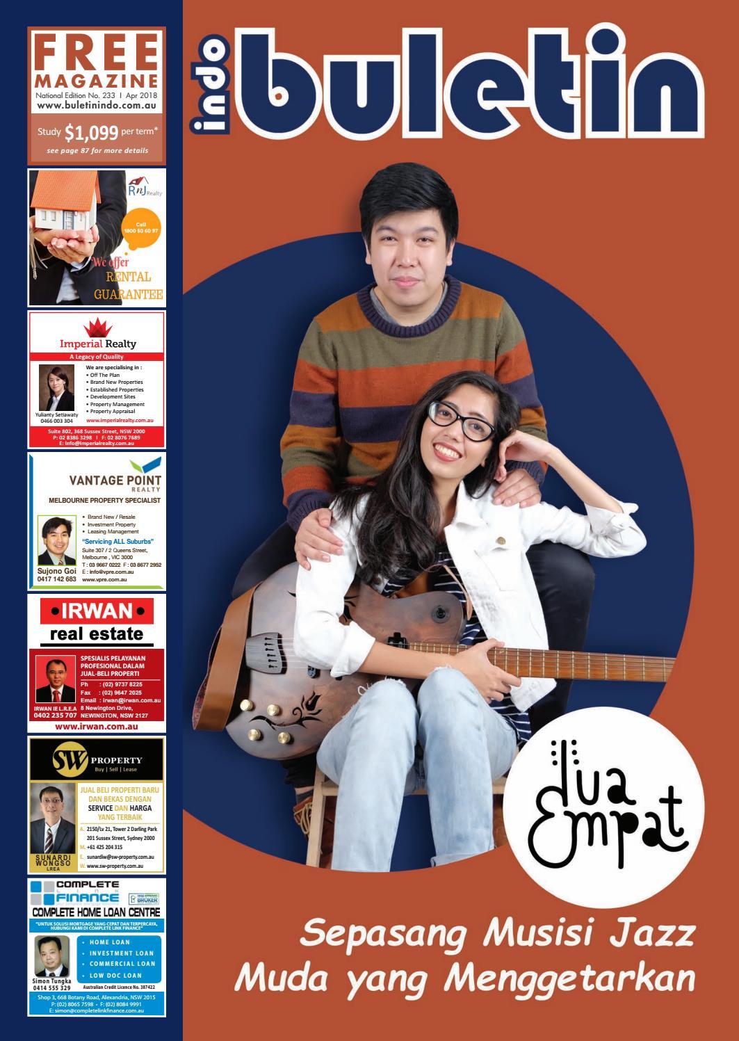Buletin Indo April 2018 By Issuu Keripik Tahu Alip Bintang Terang Pgp