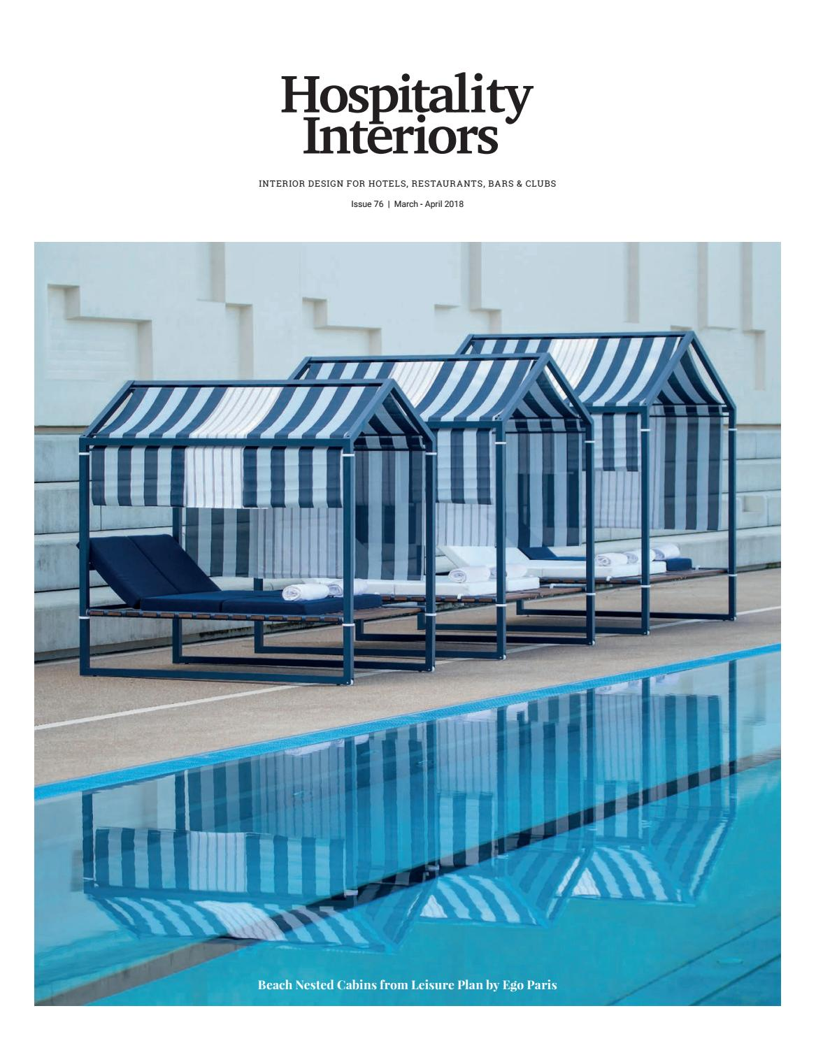 Hospitality Interiors #76 by Gearing Media Group Ltd - issuu