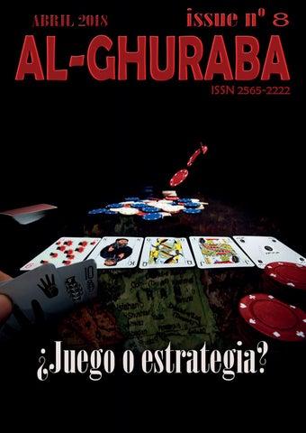 2eecd656b801 Alghuraba 8 by Ciseg - issuu