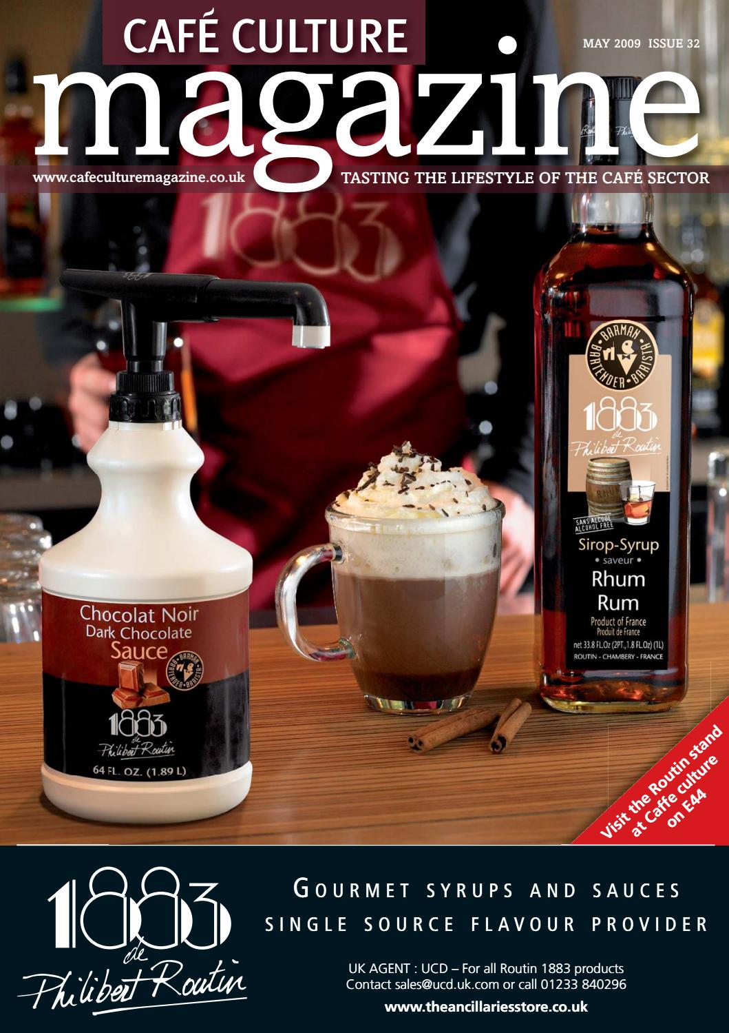 Cafe Culture Magazine Issue 32 By Jandmgroup Issuu