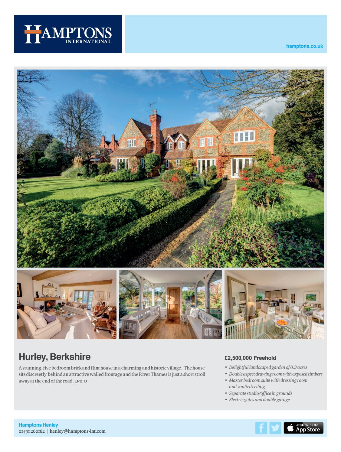 Country & Town House - May 2018