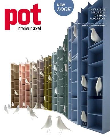 Pot magazine najaar 2017 by Pot Interieur - issuu