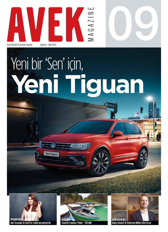 ccdc451cca742 Avek Magazine 9 by Avek Otomotiv - issuu