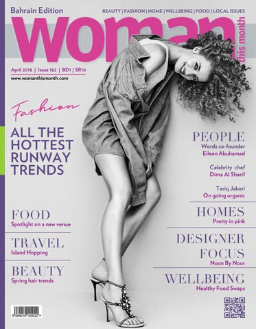 0c324fee181 Woman This Month - April 2018 by Red House Marketing - issuu