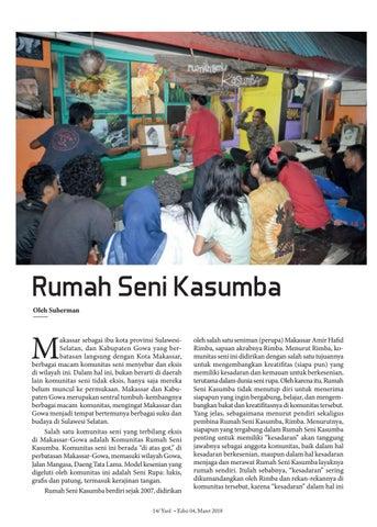 Page 14 of Rumah Seni Kasumba