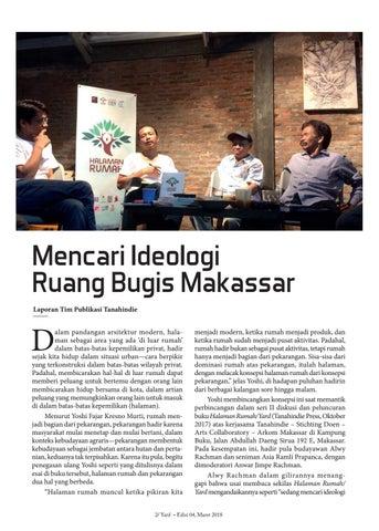 Page 2 of Mencari Ideologi Ruang Bugis Makassar