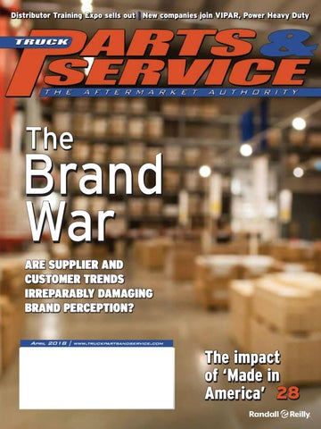 Truck Parts & Service 0418 by Richard Street - issuu
