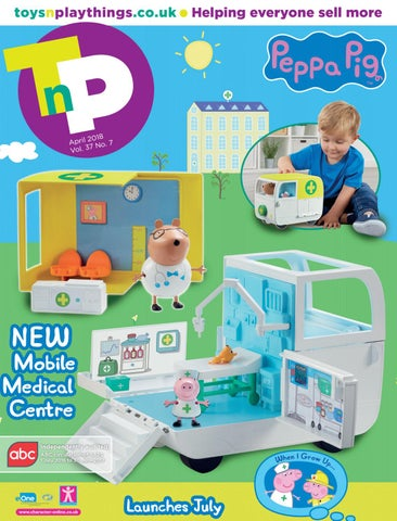 Toys N Playthings By Lema Publishing Issuu