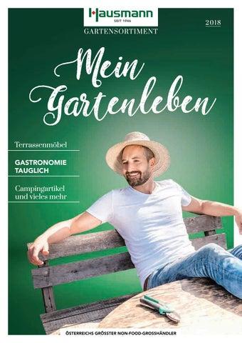 Hausmann Multikauf Grosshandel Mein Gartenleben 2018 By A