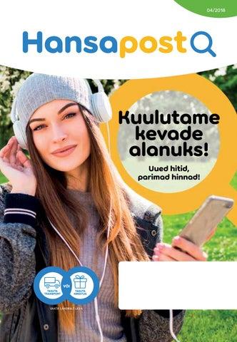 c37a47b5dba Kevad 04.2018 by Hansapost OY - issuu