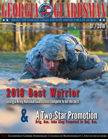 Q1 2018 By Georgia National Guard Issuu