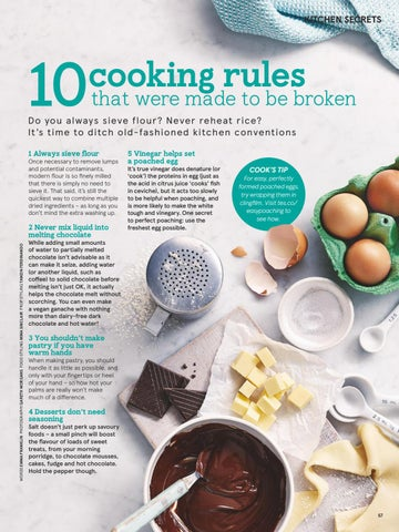 Page 57 of 10 Cooking Rules That Were Made to be Broken