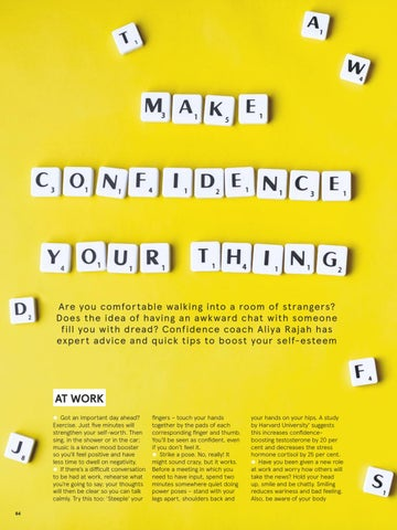 Page 84 of Make Confidence Your Thing