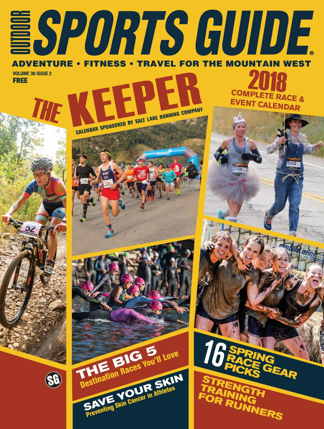 The Keeper 2018 by Outdoor Sports Guide issuu