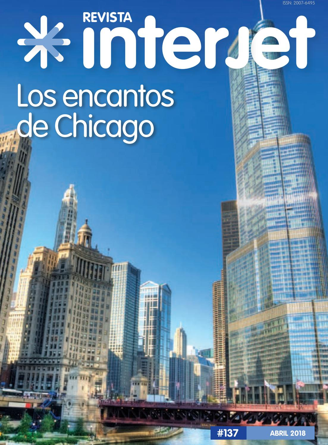 Revista Interjet Abril 2018 by Interjet - issuu