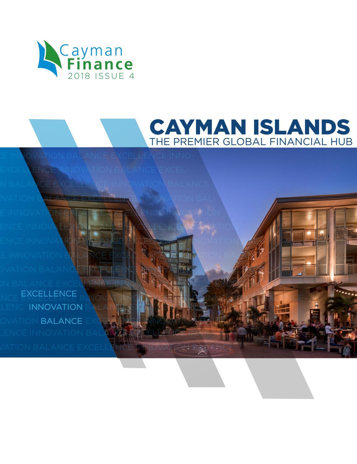 Cayman Finance Annual Magazine: Issue 4 by Cayman Finance - issuu