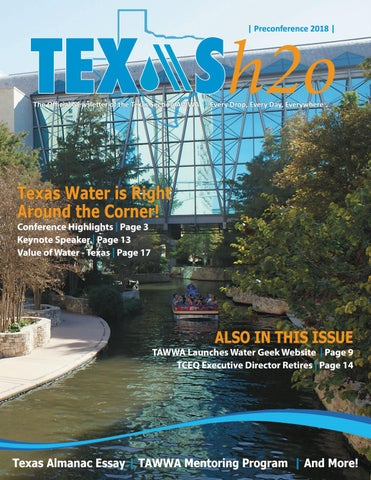 TXH2O TW 18 by TEXAS AWWA - issuu