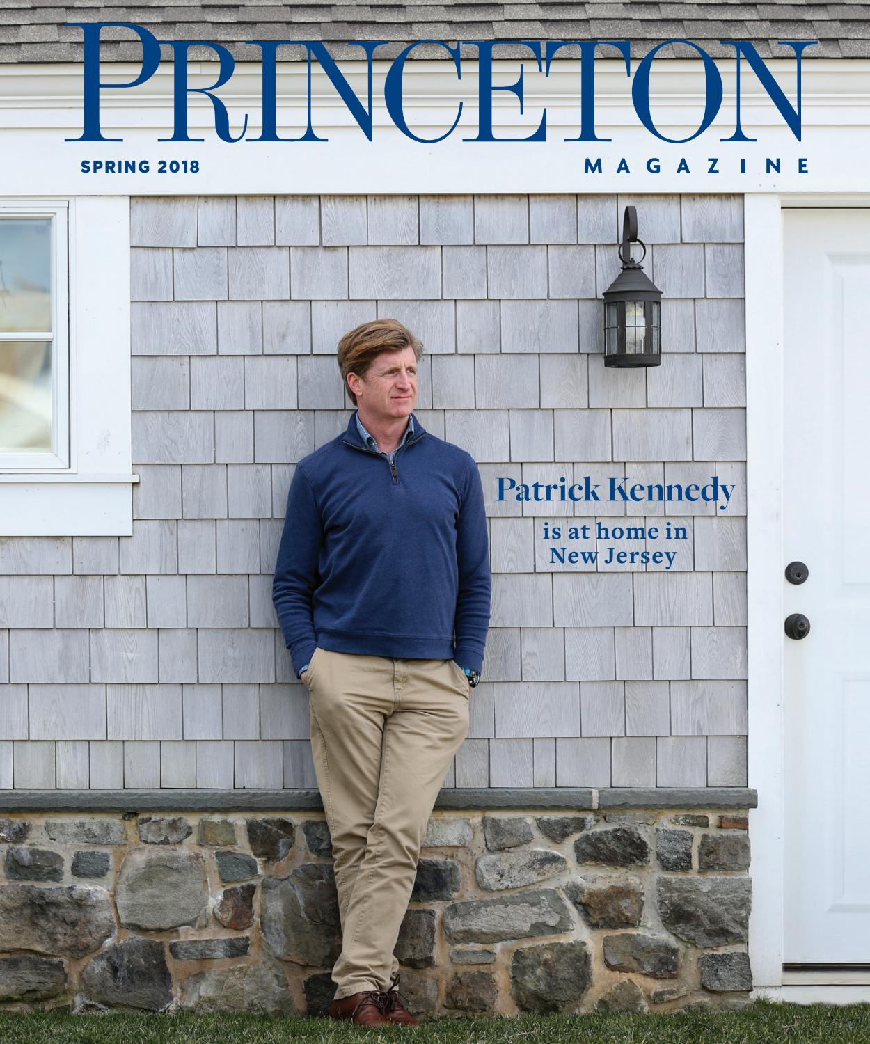 Princeton Magazine, Spring 2018 by Witherspoon Media Group