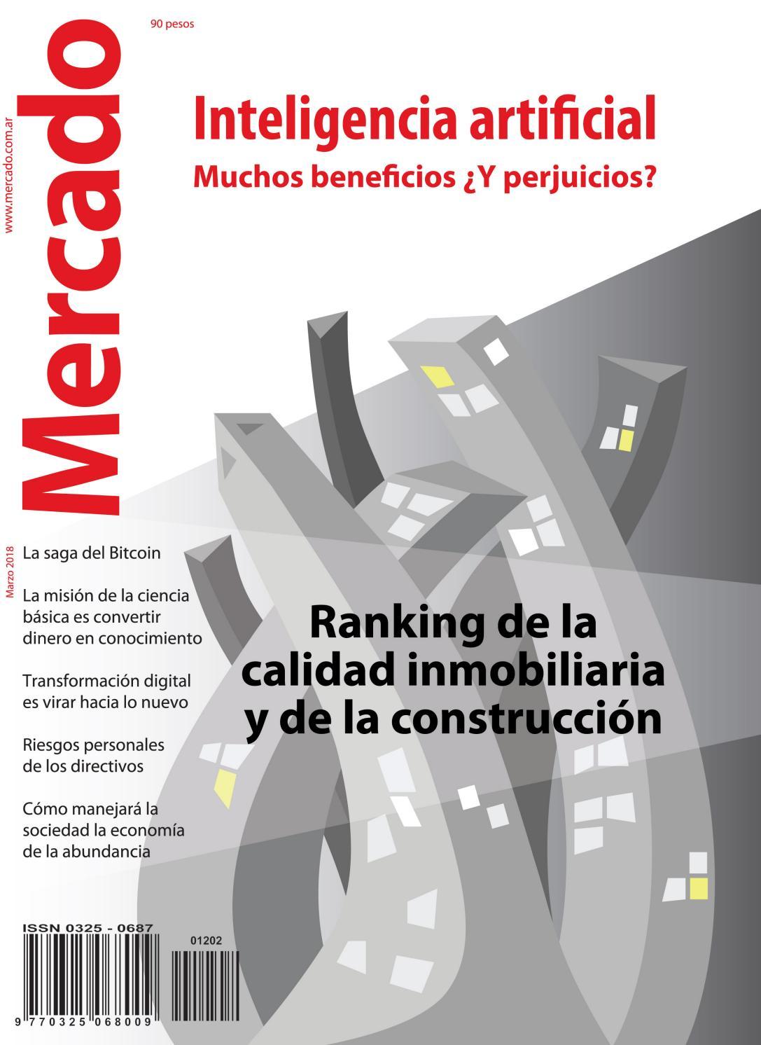 Mercado - marzo 2018 by Mercado - issuu