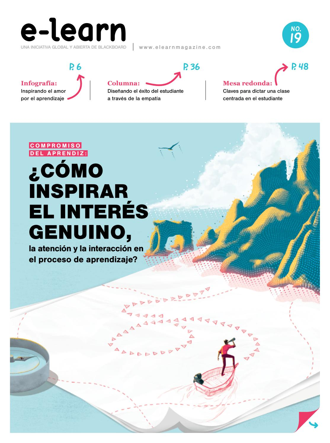 E-Learn 19: Compromiso del Aprendiz by E-Learn - issuu