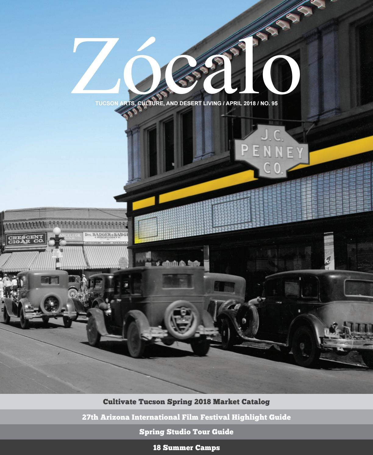 Baker Furniture Tucson: April 2018 By Zocalo Magazine