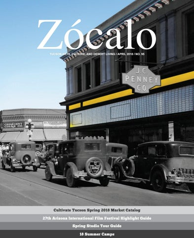 Zócalo Magazine - April 2018