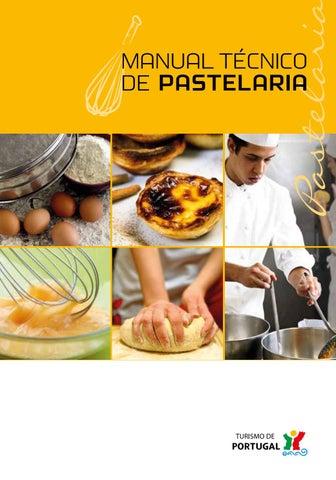 Manual Técnico de Pastelaria by Fábio Polónio - issuu f9e26909bfe