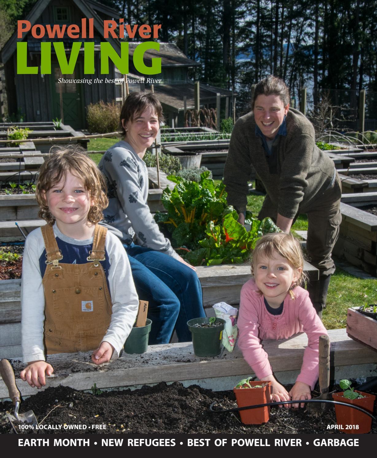 Powell River Living April 2018 by Sean Percy - issuu 2b3059efad8