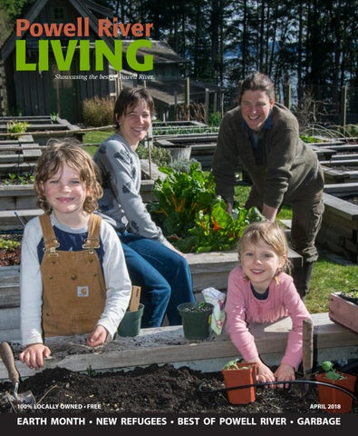 Powell River Living April 2018 by Sean Percy - issuu
