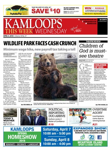 Kamloops This Week April 4, 2018 by KamloopsThisWeek - issuu
