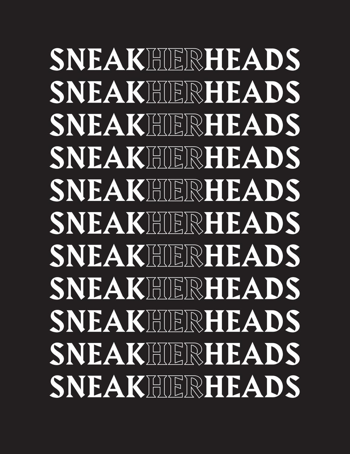 86e7f5776bde25 Sneakherheads by Lindsay Clarke - issuu