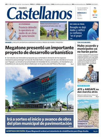 5b8aa1226e Diario Castellanos 04 04 by Diario Castellanos - issuu