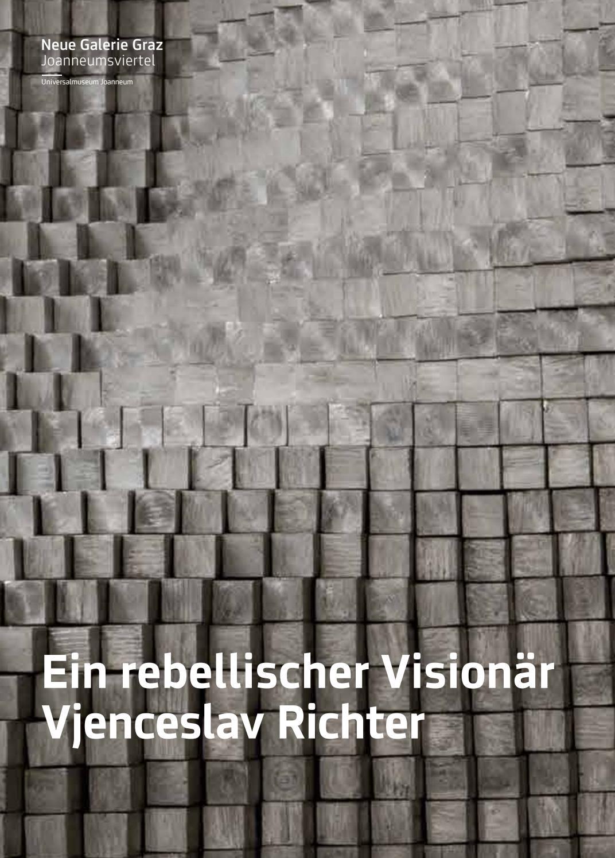 Ein rebellischer Visionär. Vjenceslav Richter by Universalmuseum ...