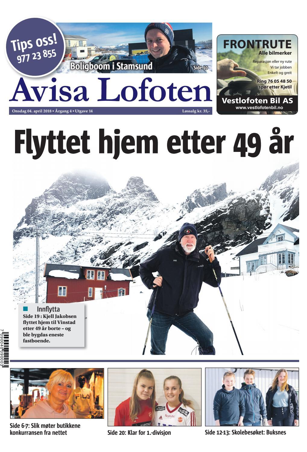 single damer nordland treffe damer i vestvågøy