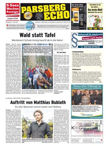 KW 14-2018 by Wochenanzeiger Medien GmbH - issuu