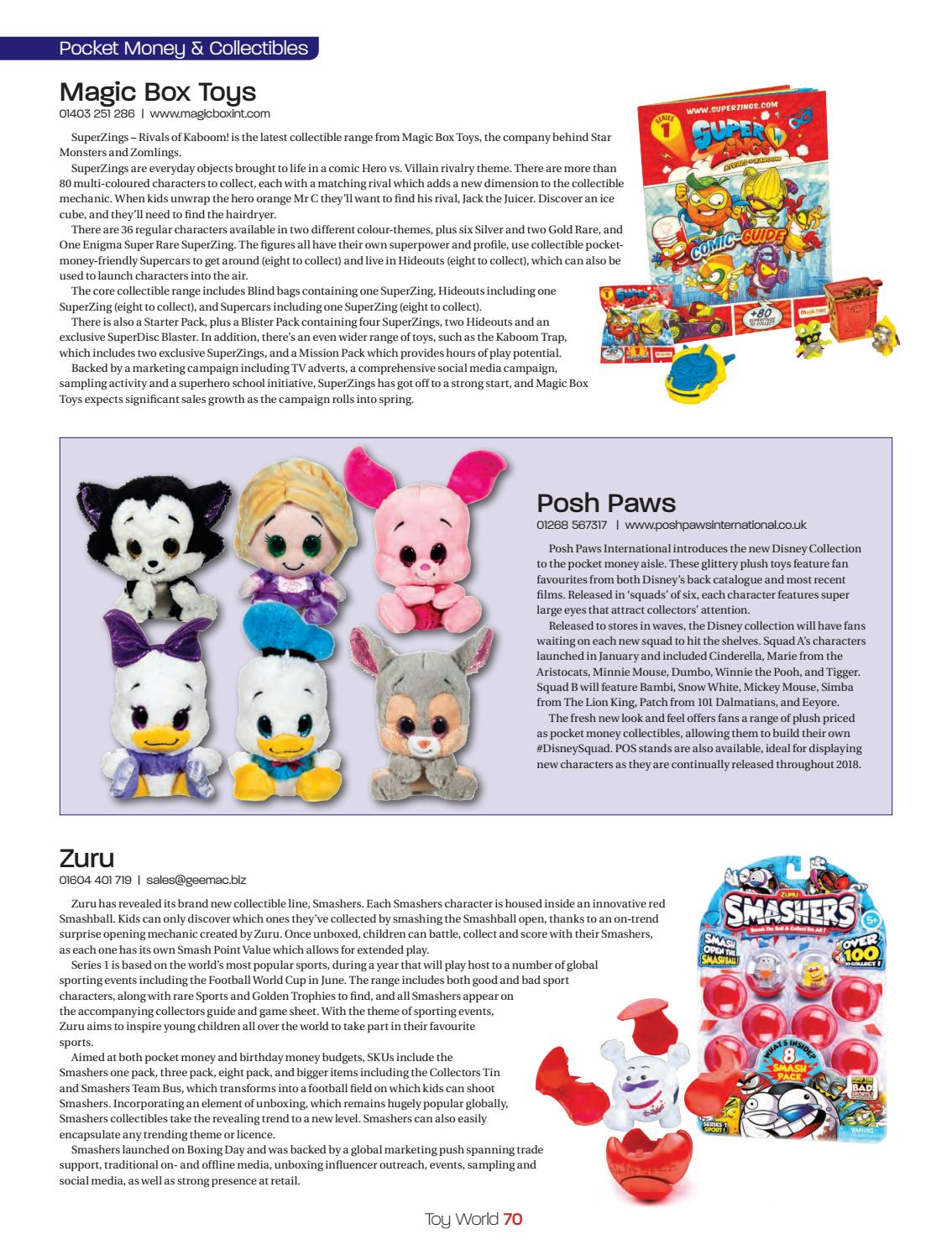 Toy World April 2018 by TOYWORLD MAGAZINE - issuu