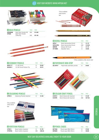 Page 31 of Stationery & Supplies