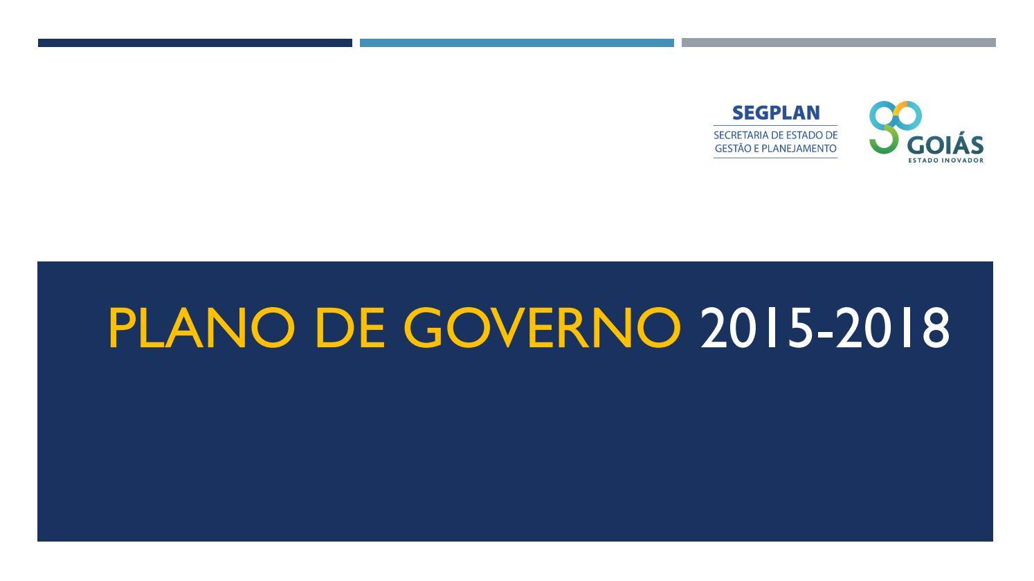 7b4cb2759a Relatorio governo marconi perillo plano de governo by altair tavares - issuu